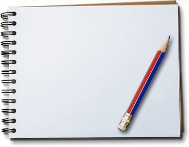 Corsi e lezioni-Notebook pencil